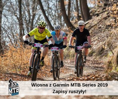 Garmin MTB Series 2019