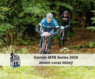 Jesienna edycja Garmin MTB Series 2019